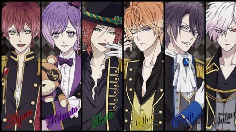 Bạn là ai trong sáu anh em nhà Sakamaki trong Diabolik Lovers?