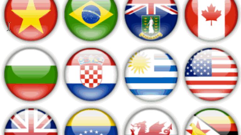 Cá tính của bạn giống với hình ảnh quốc gia nào trên thế giới?