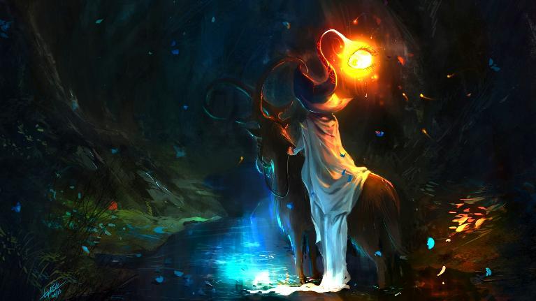 Bói: Chỉ qua 1 bức hình hãy xem thử bạn là vị thần bảo hộ nào nhé