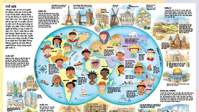 Bạn thực chất đến từ nước nào?