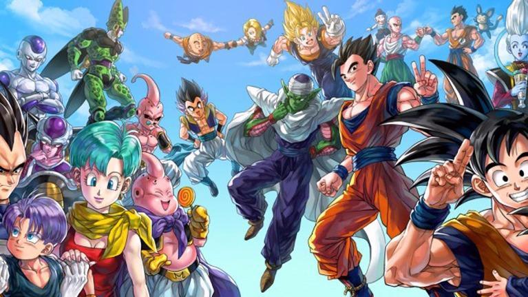 Bạn thuộc chủng tộc nào trong Dragon Balls?