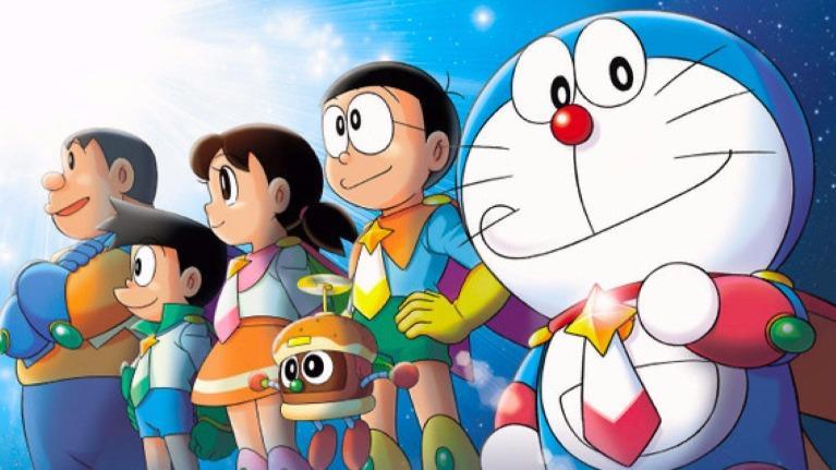 Bạn là nhân vật nào trong Doraemon?