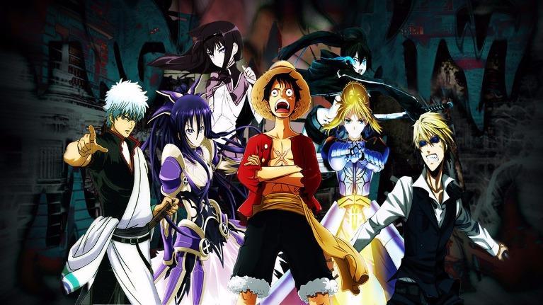 Đuổi hình bắt chữ Anime