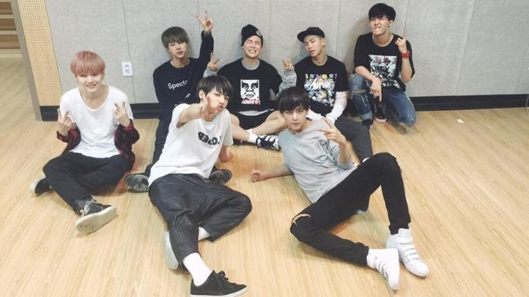 Bạn sẽ trở thành bạn gái của ai trong BTS ??