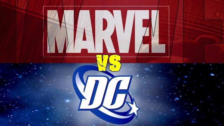 Marvel hay DC... bạn có biết ai là ai không?