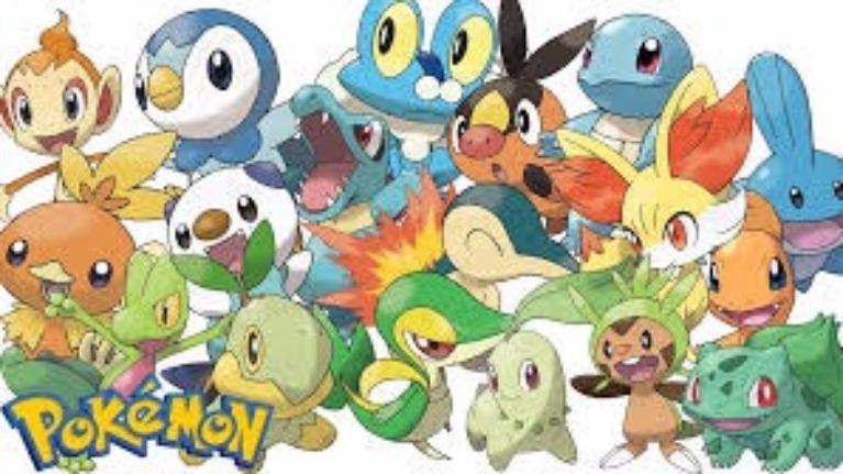 Bạn đây giống với pokemon huyền thoại nào ?? (Phần 1)
