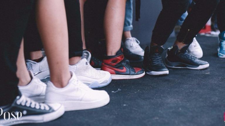 Bạn có phải là tín đồ Sneaker ?