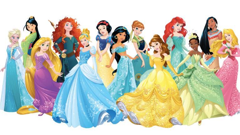 Các nàng công chúa Disney trong thế giới Anime, liệu bạn có nhận ra họ?