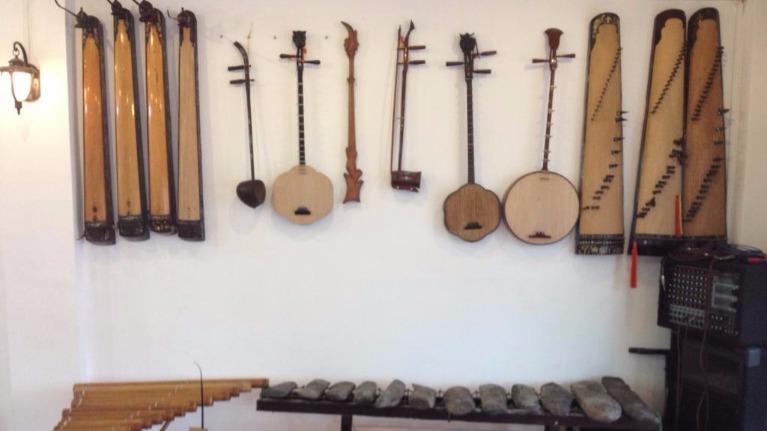 Đo độ hiểu biết của bạn về các nhạc cụ dân tộc Việt Nam