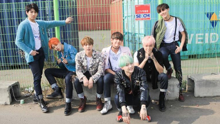 Ai trong BTS sẽ là ny bạn ??