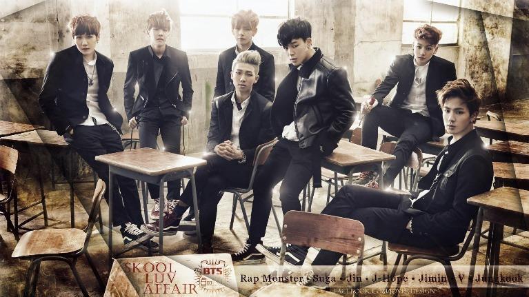 Chàng trai nào trong BTS (Bangtan Boys) phù hợp với bạn nhất?