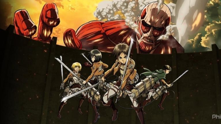 Bạn là ai trong Attack on titan!!!!!!