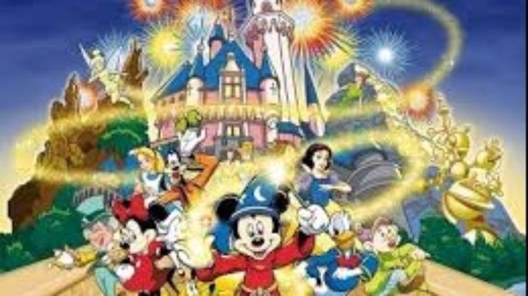 Khi các nhân vật hãng phim Disney thành anime ?
