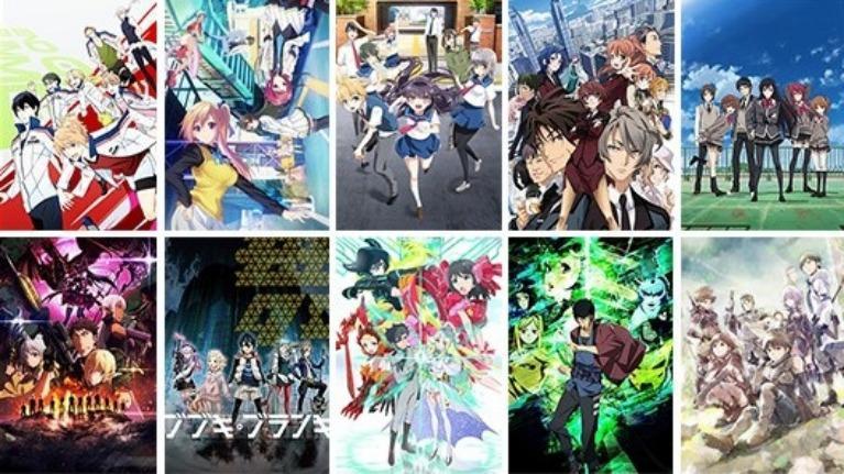 Bạn biết bao nhiêu về anime ?