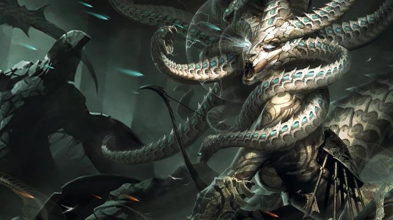 Bạn là quái vật trong truyền thuyết nào?