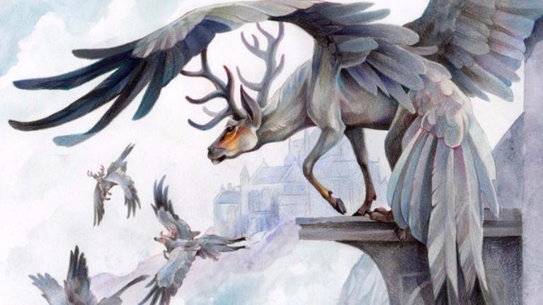 Bạn là con vật huyền thoại nào?