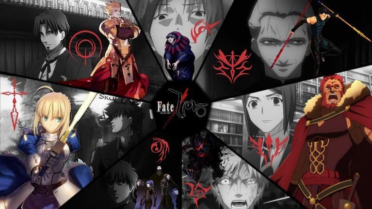 Bạn có phải là một fan của Fate series