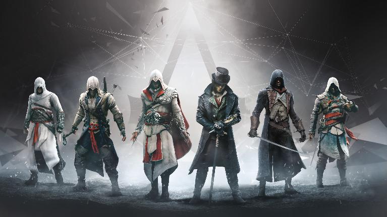 Bạn là ai trong Assassin's Creed?