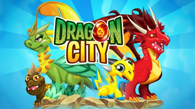 Bạn có biết về Dragon City không?