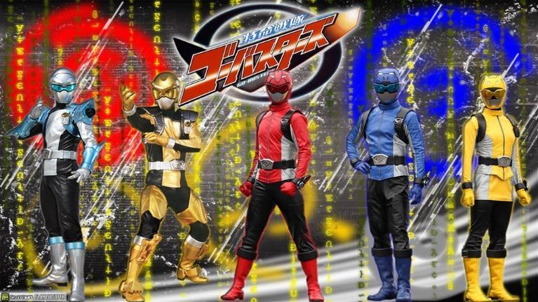 Bạn là ai trong Tokumei Sentai Go-busters