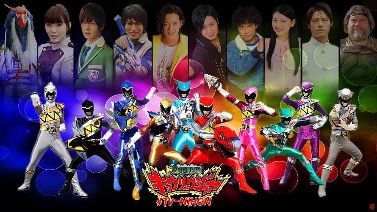 Bạn là ai trong Zyuden Sentai Kyoryuger?