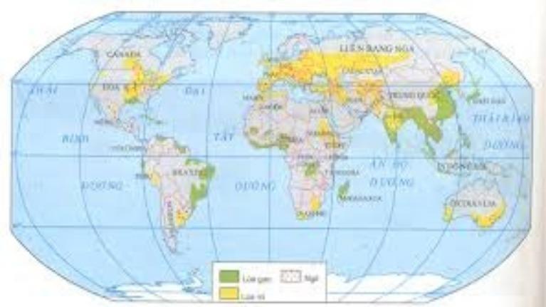 Những câu hỏi về địa lý đơn giản (có thể bạn khó lòng tránh khỏi)