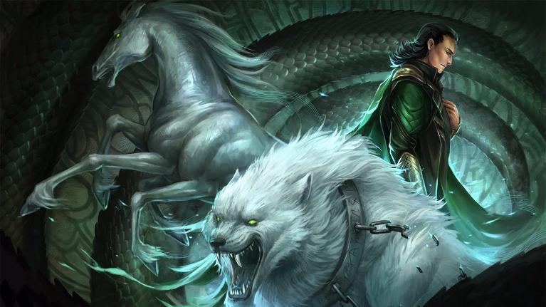 Bạn có hiểu rõ về các loài sinh vật huyền bí trong thần thoại Bắc Âu?