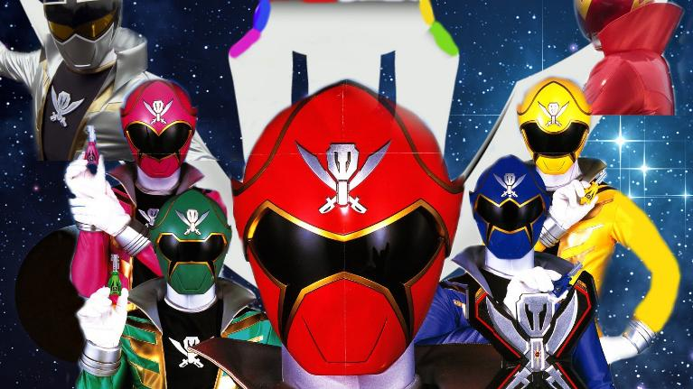 Bạn là ai trong Kaizoku Sentai Gokaiger-Siêu nhân hải tặc