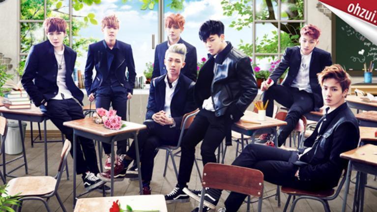 Bạn sẽ thân nhất với ai trong BTS?