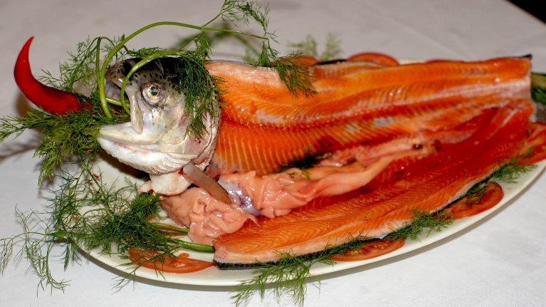 Các món ăn chế biến từ cá tốt cho sức khỏe