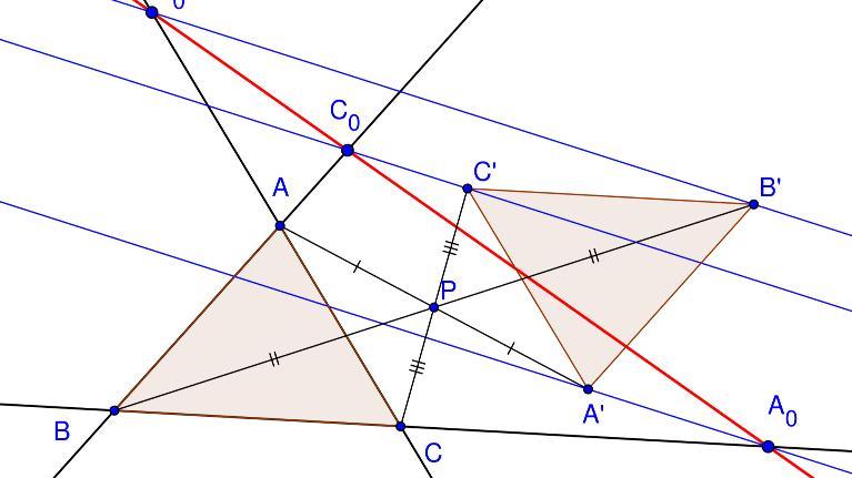 Những định lý, tiên đề trong hình học bạn còn nhớ?
