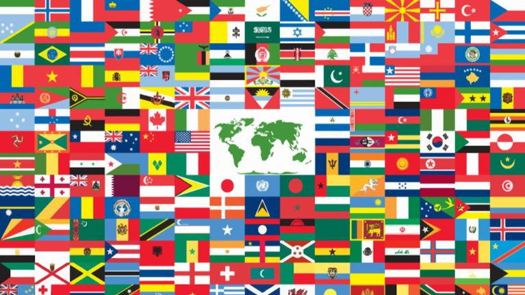 Đoán tên các thủ đô trên thế giới dựa vào cờ!