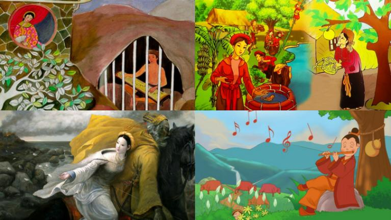 Bạn có tố chất để trở thành nhân vật cổ tích Việt Nam nào?