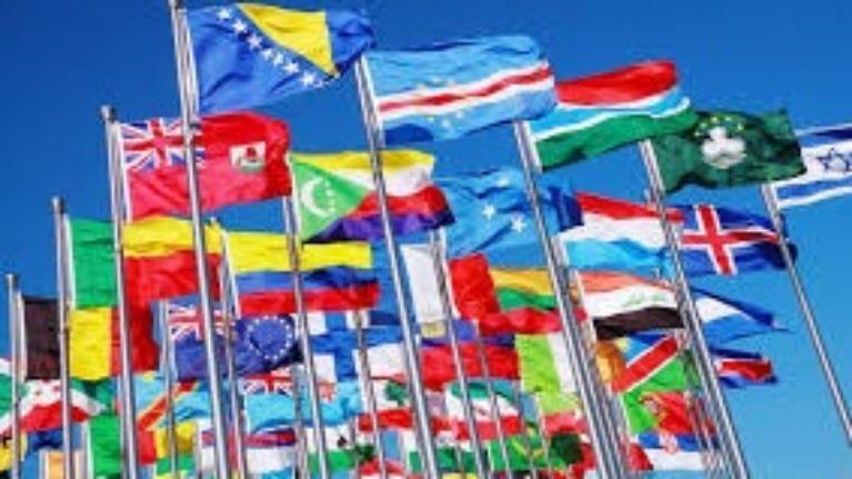 Bạn có biết được 1 số cờ trên thế giới ?