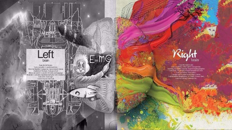 Bạn là nghệ sĩ tài hoa hay nhà khoa học tiềm ẩn?