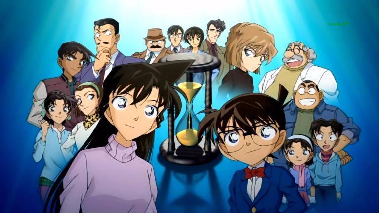 [FAN QUIZ] Bạn là ai trong Detective Conan???