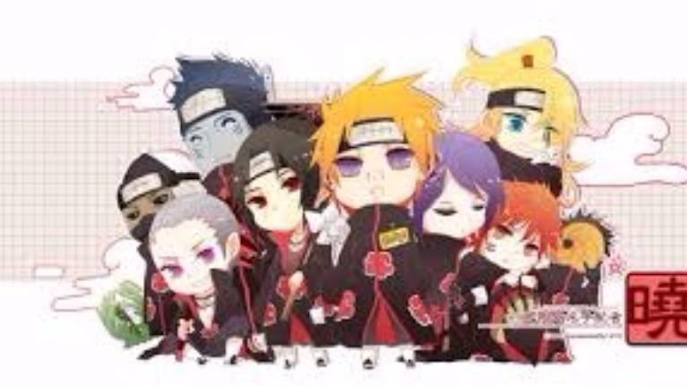 12 cung Hoàng �ạo là ai trong Akatsuki?
