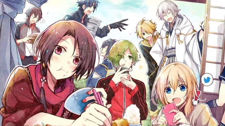 Bạn có tính cách tương đồng với nhân vật nào trong Touken Ranbu ?