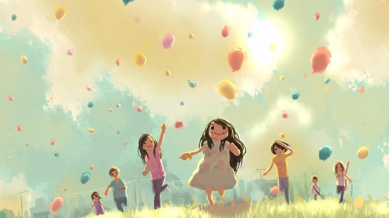 Ký ức tuổi thơ còn đọng lại bao nhiêu trong bạn?