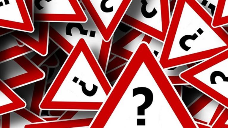 Mô phỏng lý thuyết thi xe máy (Phần 6 - biển báo)