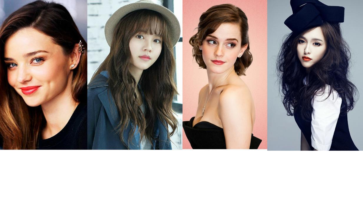 Nhân vật nổi tiếng nào là phiên bản nữ của bạn?