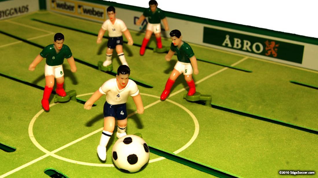 World Cup tới  bạn sẽ đá ở vị trí nào trên sân bóng?