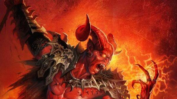 Bạn là vị thần địa ngục nào trong truyền thuyết?