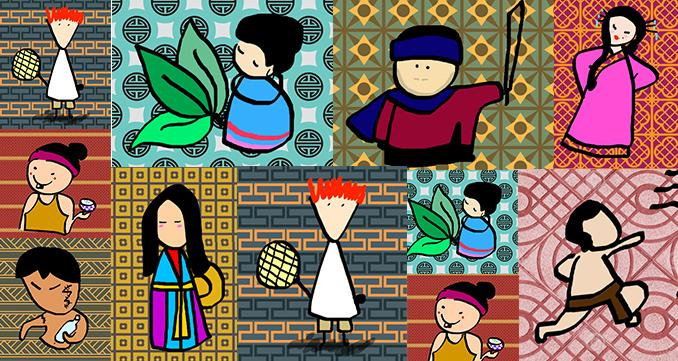 Bạn là nhân vật văn học Việt Nam nào?