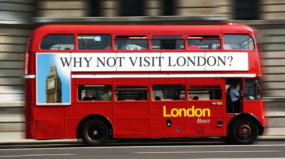Nơi nào ở London đang chờ bạn?