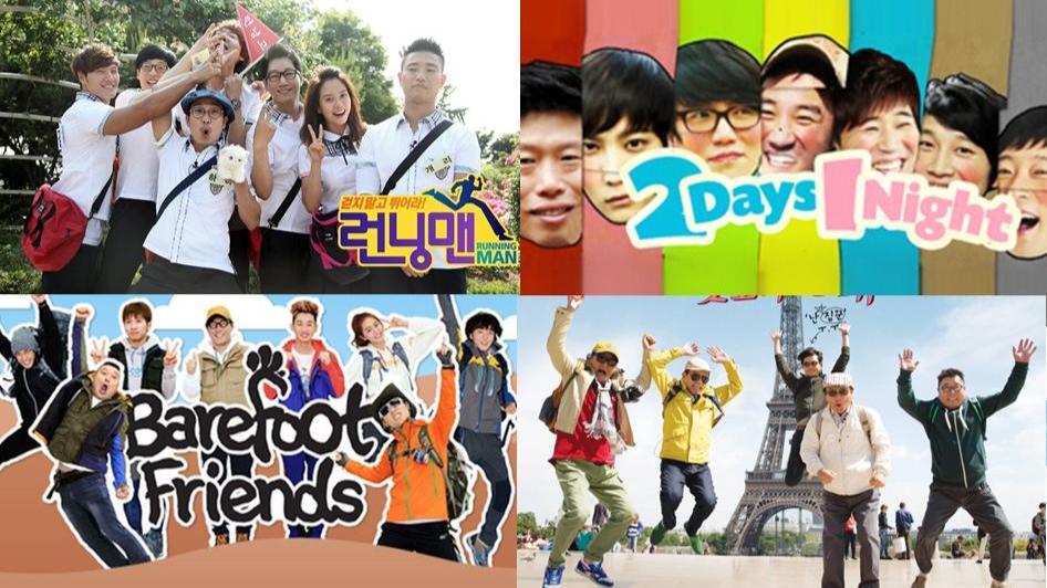 Bạn nên tham gia chương trình truyền hình Hàn Quốc nào?