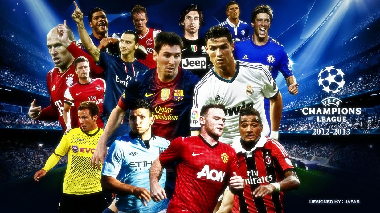 Bạn sẽ khoác áo câu lạc bộ bóng đá nào?