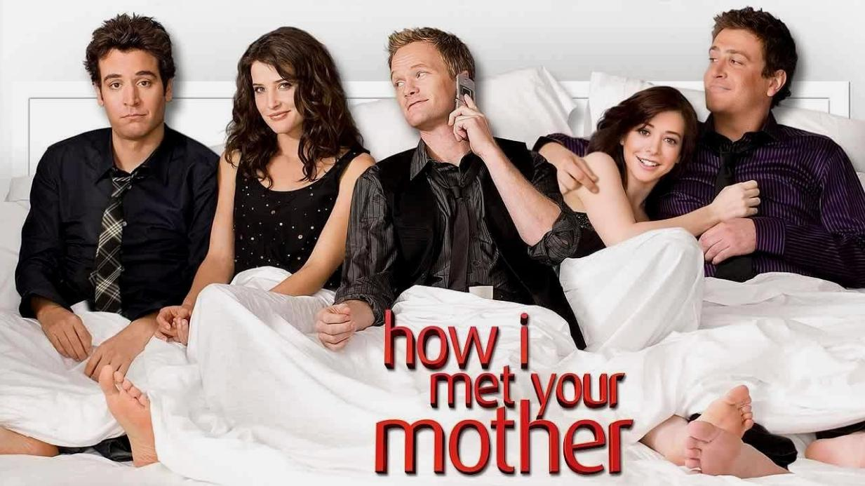 "Bạn là ai trong ""How I met your mother""?"