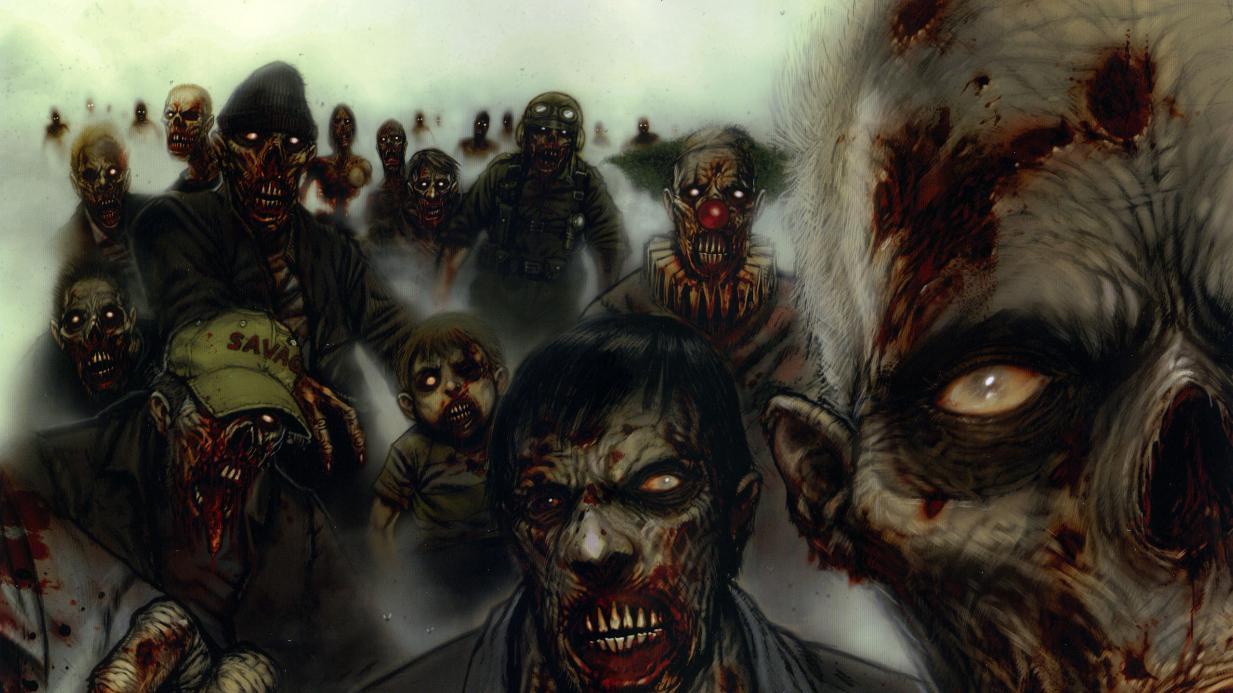 Trường học đang bị Zombie tấn công! Bạn sẽ làm gì