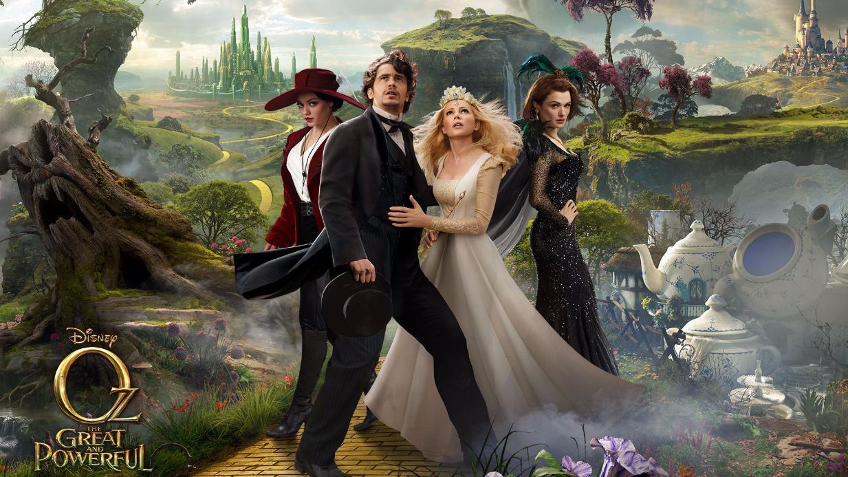 Bạn là ai khi lạc vào xứ Oz - Vĩ đại và quyền năng?